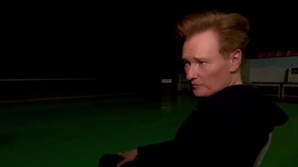 Conan Becomes Tae Kwon Master