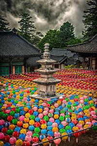 20130519_Heinsa_Lanterns_Pagoda_Bldgs_Forest_Clouds-9039