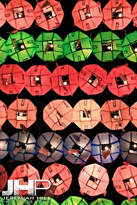 """Temple Colors"", Seoul, South Korea, 2008 Print KOR3-55-187"