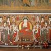 Temple Mural