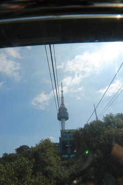 Namsan Tower, Seoul