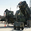Patriot missles keeping us safe at Osan Air Base Korea
