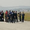 Osan Air Base South Korea Air Power Day 2009 featuring the USAF Thunderbirds