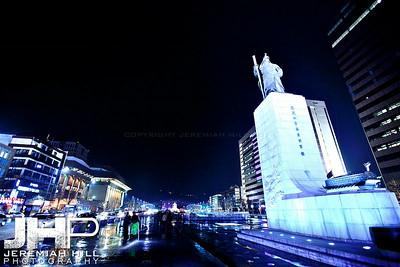 """Guardian of The Night"", Seoul, South Korea, 2010 Print KOR3C224-222"