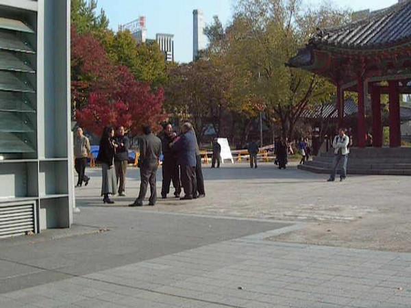 ajoshi fight at tapgol gongwon