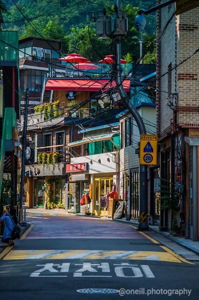 SoChun, Seoul Streets