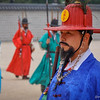 Guards of Gyeong-bok-Gung
