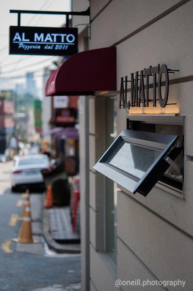 Al Matto, HBC, Seoul