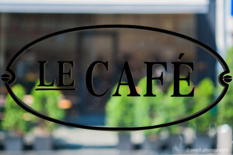 Le Cafe, HBC, Seoul