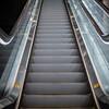 Incheon escalators