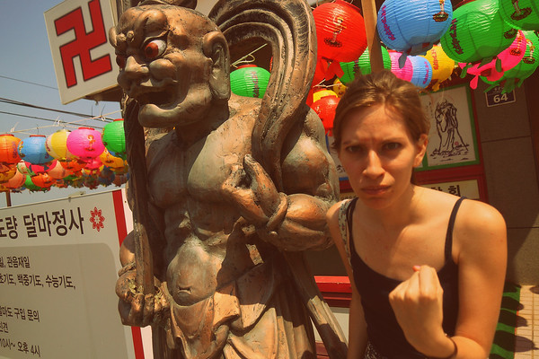 I'm Leaving Korea and I Just Found My Bucketlist!