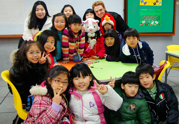 The Pros and Cons of working in a public school in Korea
