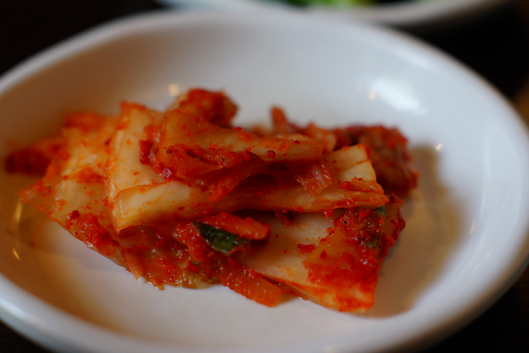 Kimchi Side Dish | Korean Food | Travel Photo