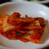 "<a href=""http://nomadicsamuel.com"">http://nomadicsamuel.com</a> : Kimchi is the most well known dish in Korea, typically eaten as a side dish, cooked in stew or fried with rice - it is an acquired taste."