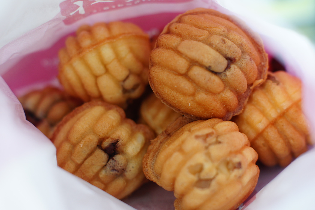 Korean Walnut Cakes | Hodu Gwaja (호두과자) | Travel Photo