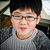 "An elementary Korean student when I was an EPIK teacher in Daejeon, South Korea. <a href=""http://nomadicsamuel.com"">http://nomadicsamuel.com</a>"