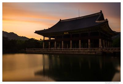 Kyoungbok Palace (경복궁)