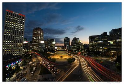 Sungnyemun - Pictures of Korea