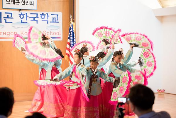 Korean School Program May 2, 2015