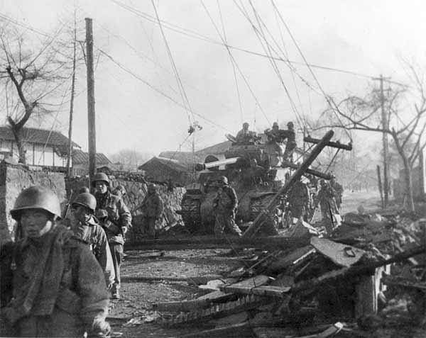 Korea, 1950.