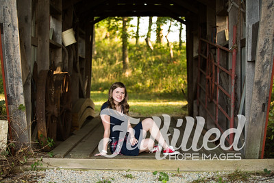 Kori Burger Senior Session (1)
