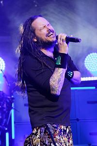 Korn live at DTE on 7-30-2017. Photo credit: Ken Settle