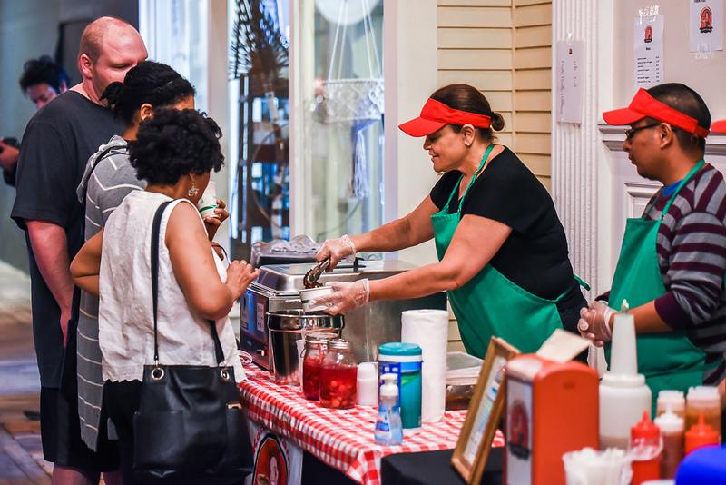 Koshari Mama, Egyptian Food, Mill 5, Lowell