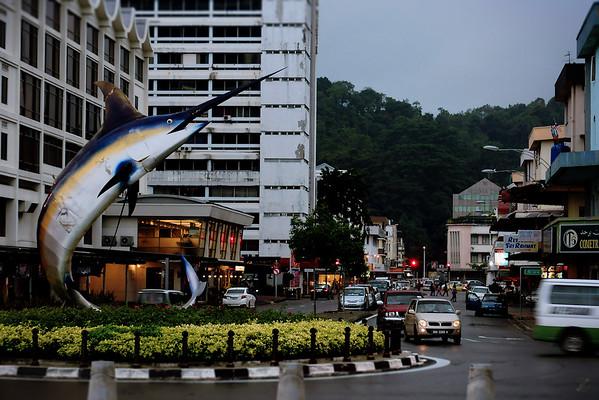 Kota Kinabalu Swordfish