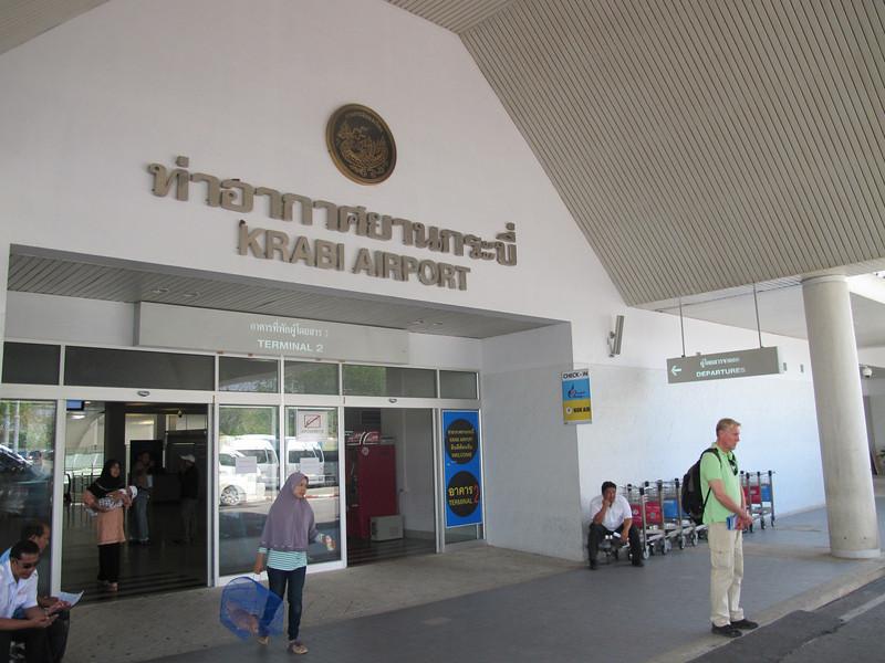 Krabi Airport Terminal 2