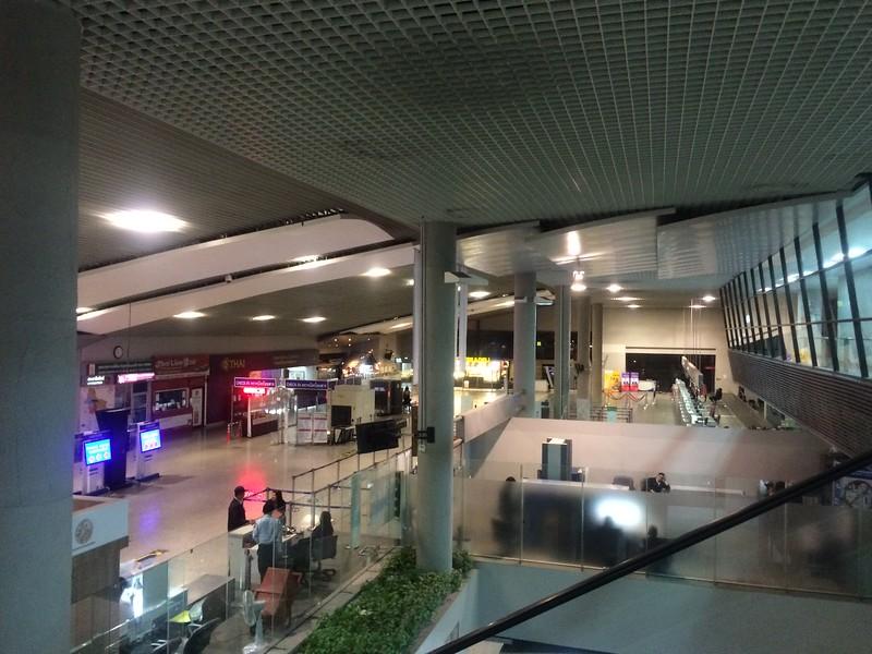 Krabi Airport Terminal 1 interior