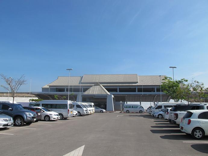 Krabi Airport Terminal 1 exterior