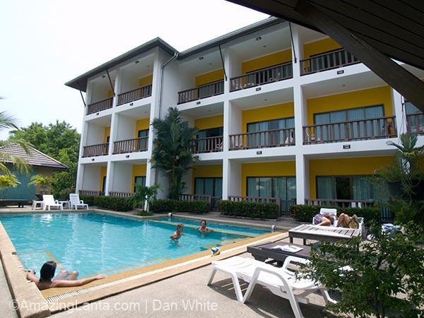 Cozy Place. Krabi Town. Thailand.