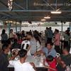 Floating Restaurant. Krabi. Town. Thailand.