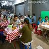 Street Eating. Krabi Town. Thailand.