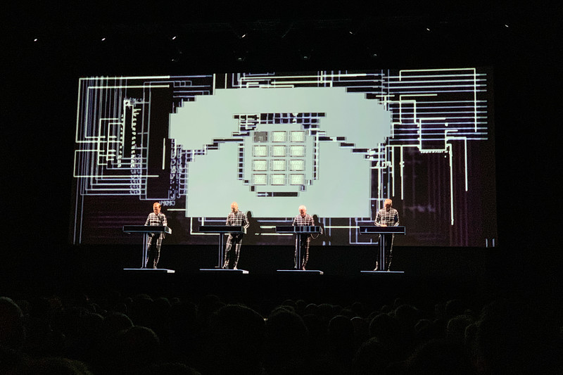 Kraftwerk,The  Telephone Call