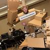 Giant Cardboard Robot