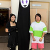 Dust Bunnies, No-Face, and Chihiro Ogino
