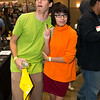 Shaggy Rogers and Velma Dinkley