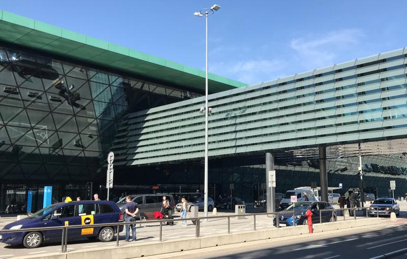 John Paul II International Airport, Krakow
