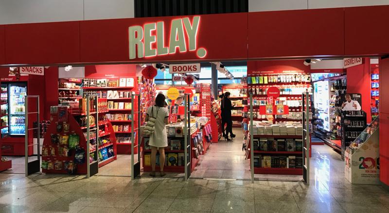 Relay store Krakow Airport
