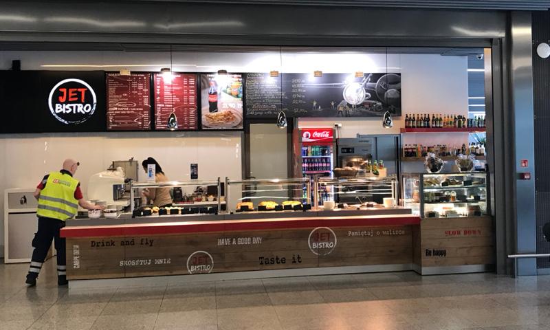 Jet Bistro Krakow Airport