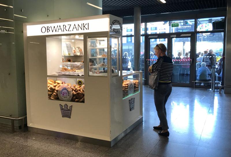 Fast food Krakow style