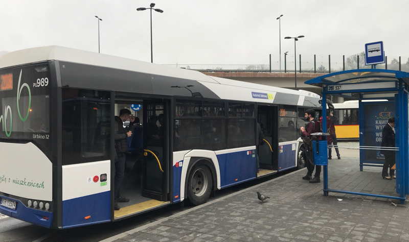 Bus to Krakow Airport