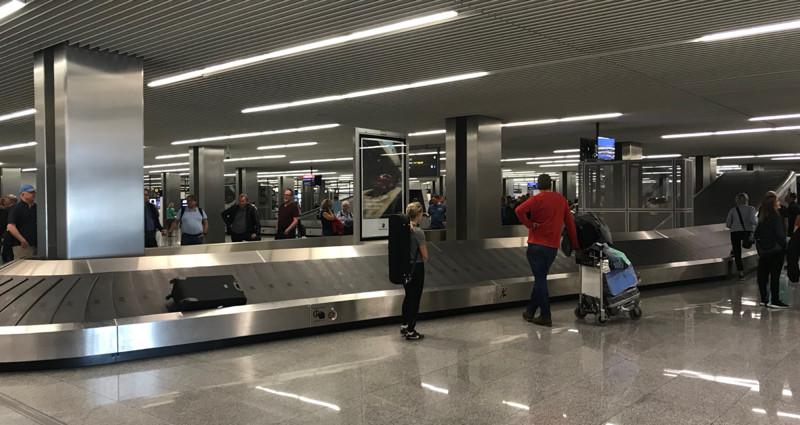 Krakow Airport Baggage Claim