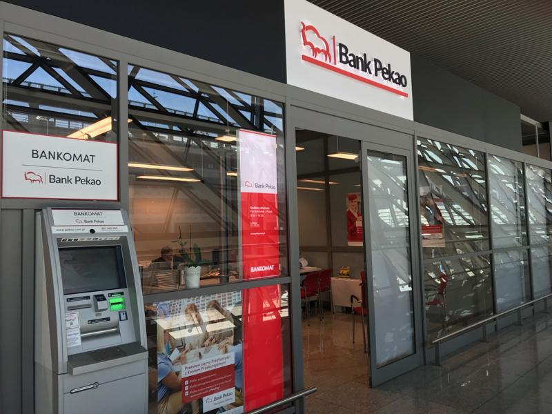 Bank Pekao ATM