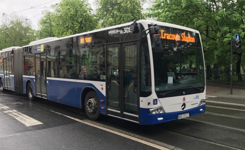 Krakow bus