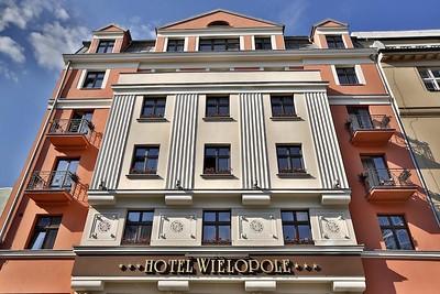 Wielopole Hotel