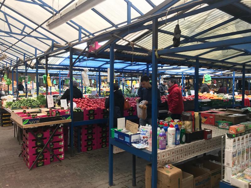Stary Kleparz market