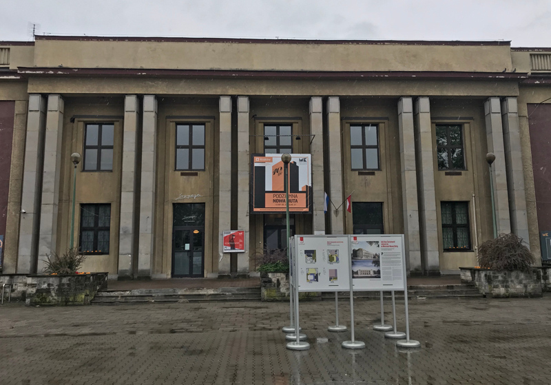Kino Światowid cinema building