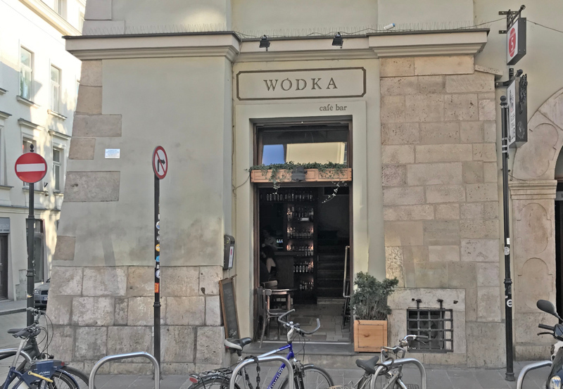 Wódka Café Bar